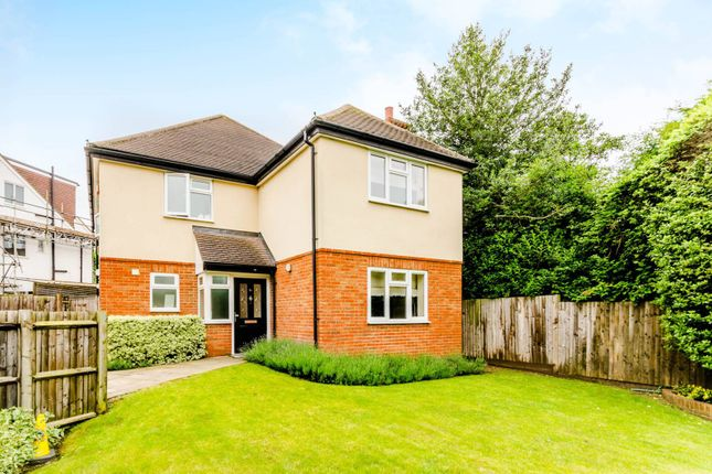 Thumbnail Detached house for sale in Carshalton, Carshalton