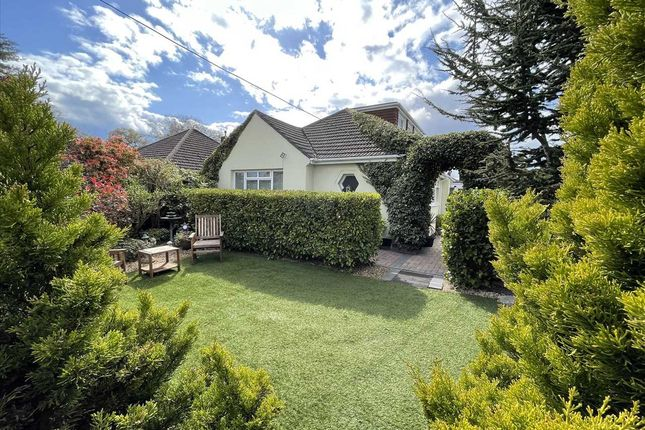 Thumbnail Detached bungalow for sale in High Howe Lane, Bournemouth