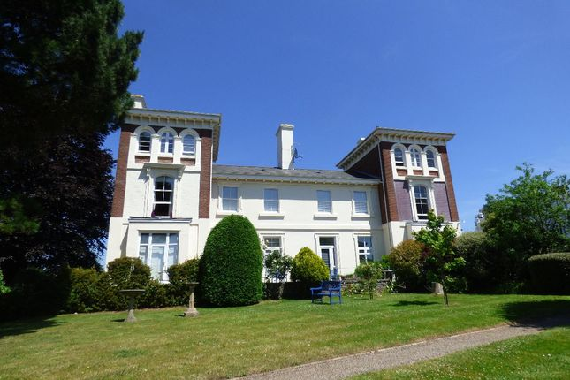 Thumbnail Flat for sale in Fairpark Road, St. Leonards, Exeter