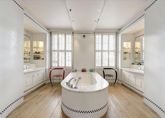 Bathroom, W11 of Ladbroke Terrace, Notting Hill, London W11