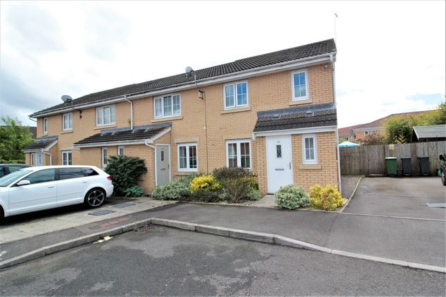 Thumbnail End terrace house for sale in Willowbrook Gardens, St Mellons