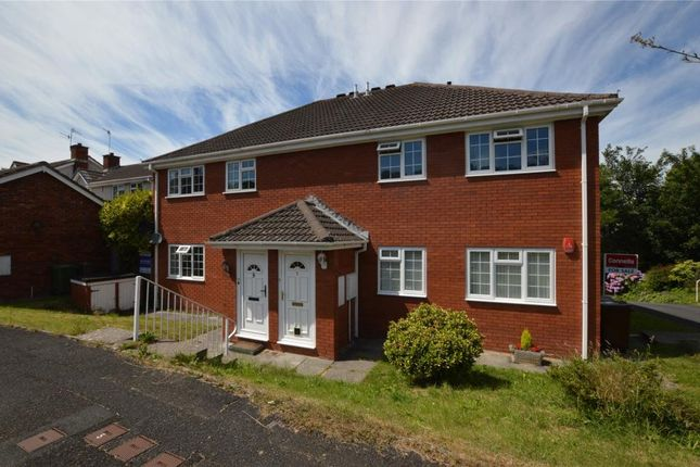Thumbnail Flat to rent in Romilly Gardens, Plymouth, Devon