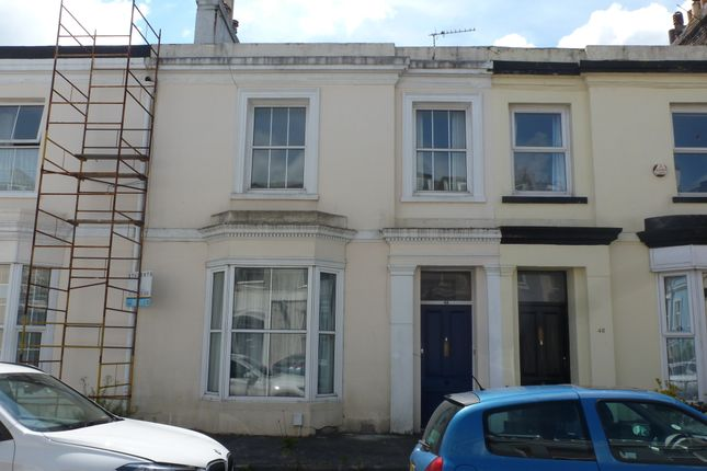 Thumbnail Terraced house for sale in Hill Park Crescent, Plymouth, Devon