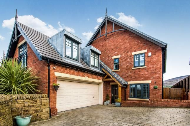 Thumbnail Detached house for sale in Mottram Old Road, Stalybridge, Greater Manchester, United Kingdom