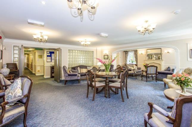 Commiunal Lounge of 14 The Avenue, Poole, Dorset BH13