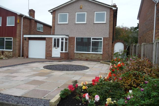 Thumbnail Detached house for sale in Braeside Gardens, Upton Wirral