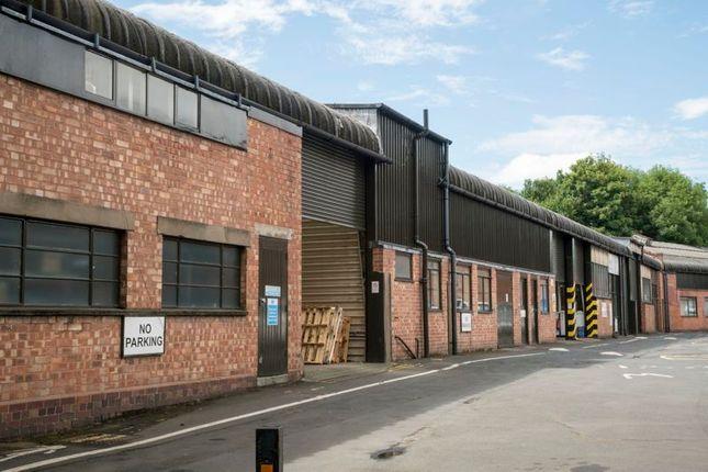 Thumbnail Light industrial to let in George Road Business Park, Erdington