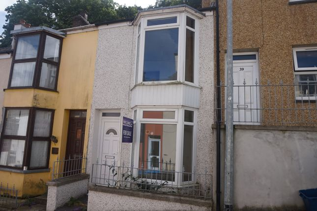 Thumbnail Terraced house to rent in Caellepa, Bangor