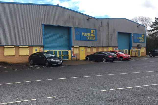 Thumbnail Light industrial to let in Block B, Units 3 & 4, Newbridge