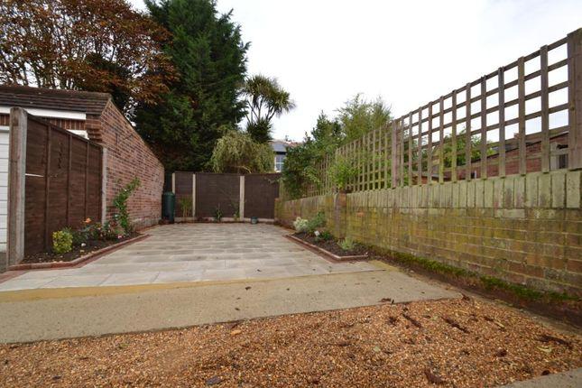 Garden of New Zealand Avenue, Walton-On-Thames KT12