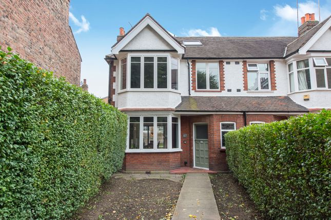 Thumbnail Semi-detached house for sale in Thorney Hedge Road, London