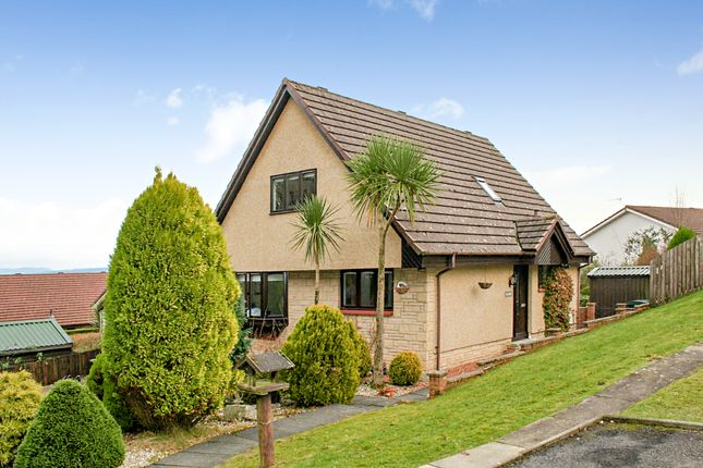 Thumbnail Detached house for sale in Braeside, Eastlands Road, Isle Of Bute, Rothesay
