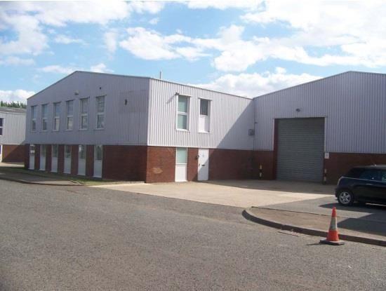 Light industrial to let in Unit 2, Hunslet Trading Estate, Severn Road, Leeds, West Yorkshire