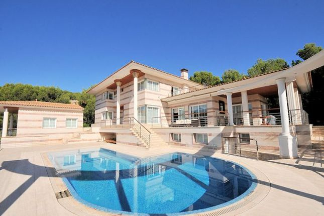 Thumbnail Detached house for sale in Son Vida, Majorca, Balearic Islands, Spain