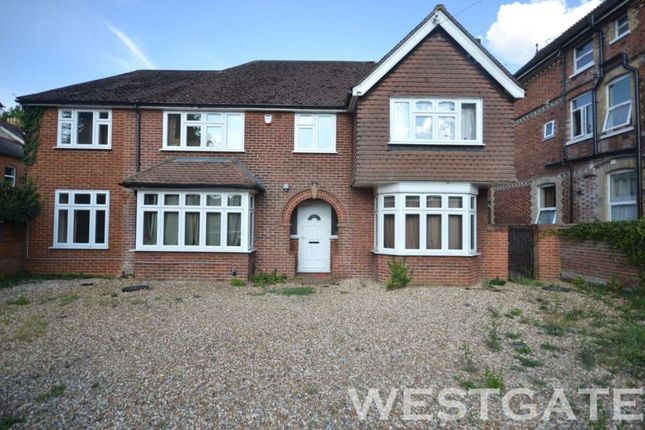 Thumbnail Detached house to rent in Alexandra Road, Reading