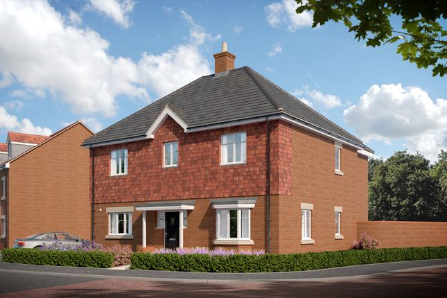 Thumbnail Detached house for sale in The Potton, Chiltern View, Vicarage Road, Pitstone