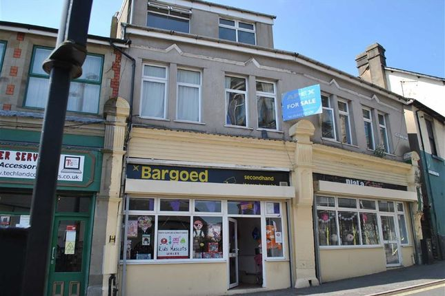 Thumbnail Property for sale in High Street, Bargoed