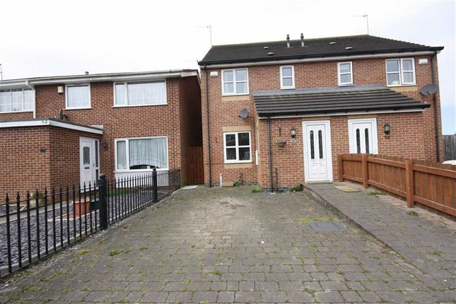 Thumbnail Semi-detached house to rent in Windsor Road, Hull