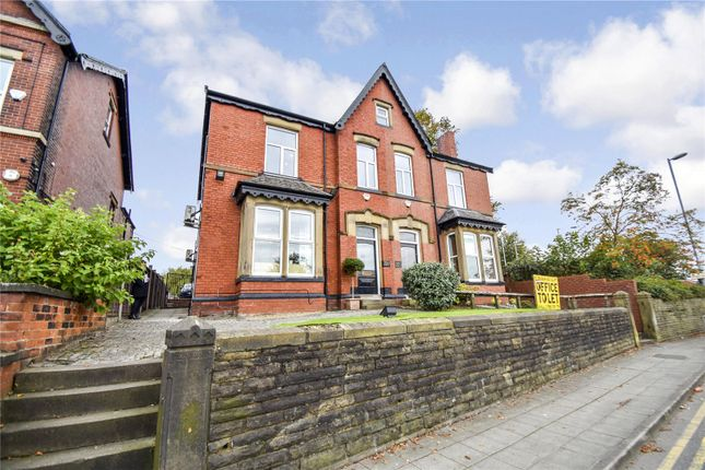 Thumbnail Office for sale in Bury New Road, Whitefield, Manchester, Greater Manchester
