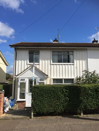 Thumbnail Semi-detached house to rent in Colebrook Lane, Loughton
