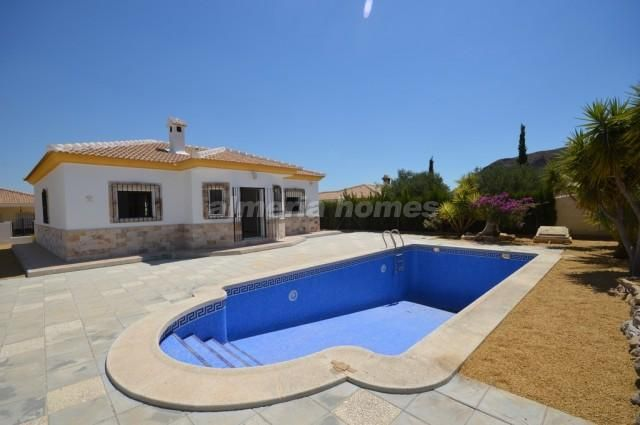 Villa for sale in Villa Yucca, Arboleas, Almeria