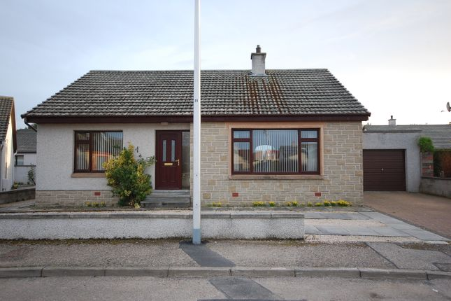 Thumbnail Detached bungalow for sale in Pinewood Road, Mosstodloch