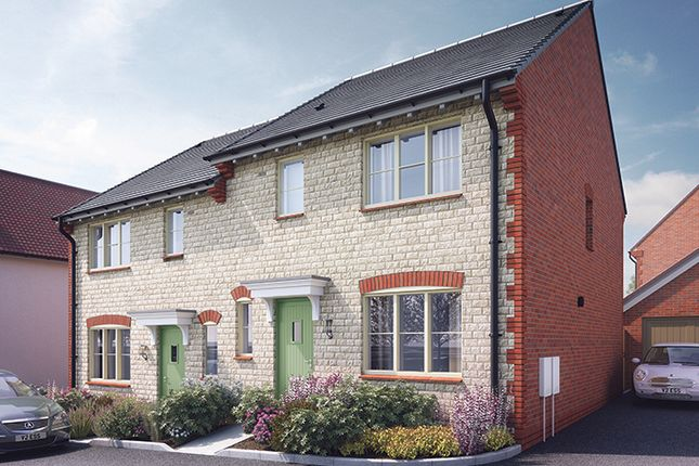 "Thumbnail Property for sale in ""The Hartley"" at Cowslip Way, Charfield, Wotton-Under-Edge"