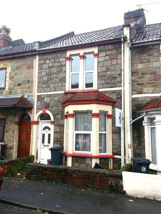 Front of Herbert Street, Whitehall, Bristol BS5