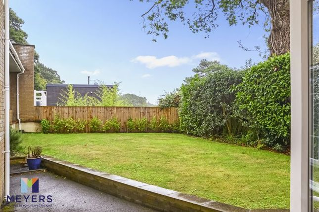 Communal Garden of Cotes Avenue, Lower Parkstone, Poole BH14