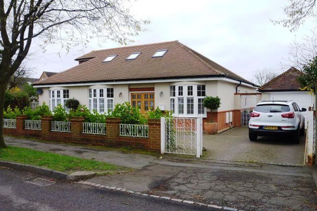 Thumbnail Detached bungalow for sale in Salisbury Road, Worcester Park