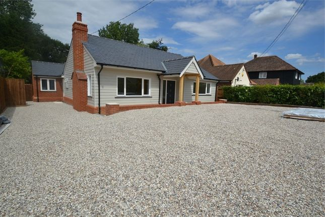 Thumbnail Detached bungalow for sale in Ivy Lodge Road, Great Horkesley, Colchester