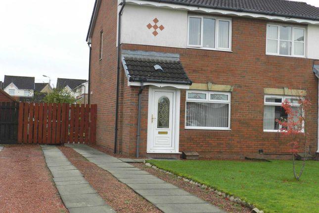 Thumbnail Semi-detached house to rent in Alder Grove, Coatbridge