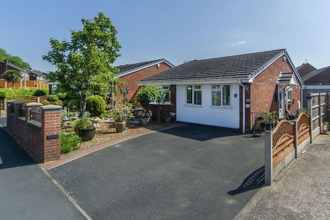 Thumbnail Detached bungalow for sale in Malvern Crescent, Little Dawley, Telford, Shropshire.