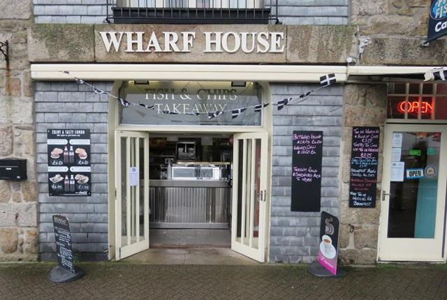 Restaurant/cafe for sale in Fat Fish Cafe, Wharf House, Wharf Road, Penzance, Cornwall