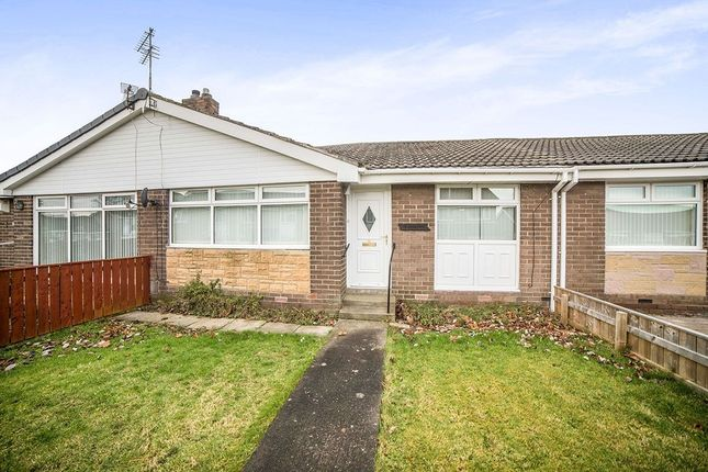 Thumbnail Bungalow to rent in Doxford Place, Cramlington
