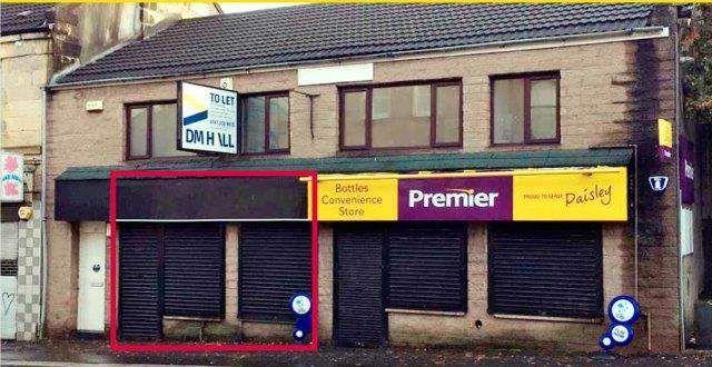 Thumbnail Retail premises to let in Neilston Road, Paisley