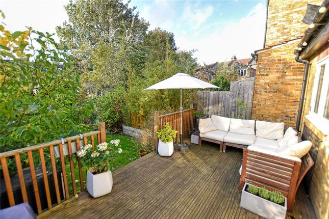 Decked Area of Stanmore Road, London E11