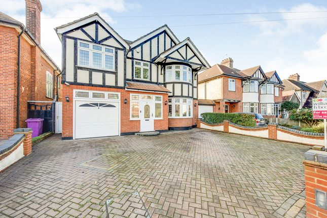 Detached house for sale in Pettits Lane, Romford