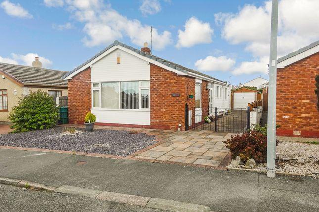 Thumbnail Detached bungalow for sale in Lon Ffawydd, Abergele