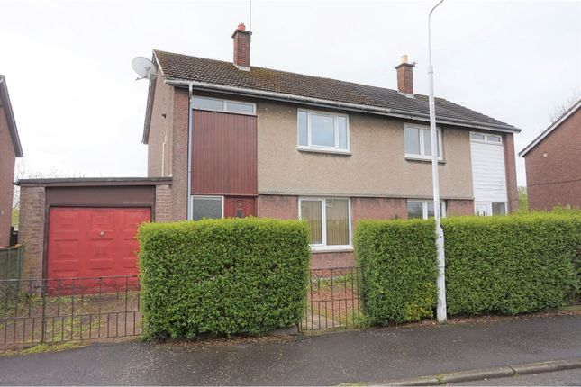 Thumbnail Semi-detached house to rent in Hillview, Oakley