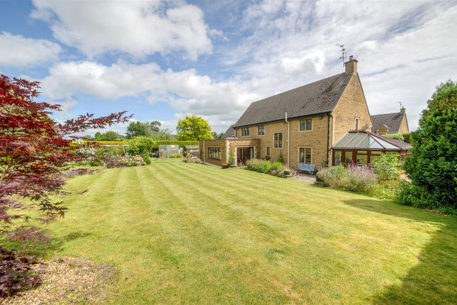 Thumbnail Detached house for sale in Manor Gardens, Norton, Daventry