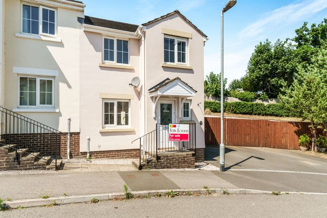 Thumbnail Semi-detached house for sale in Bishops Close, Saltash