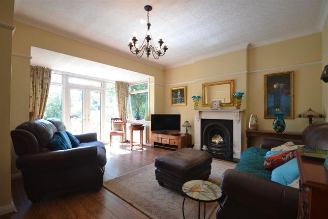 Lounge of Chestnut Avenue, Ewell, Epsom KT19
