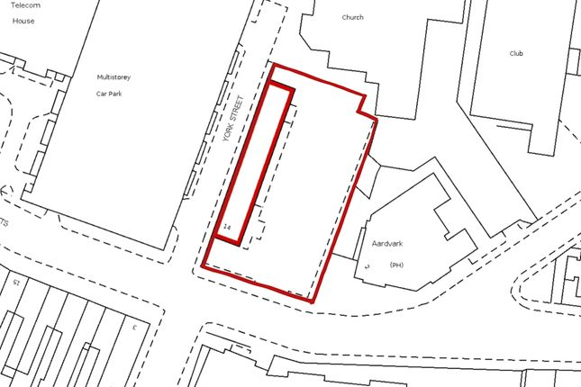 Thumbnail Land for sale in Butts, Coventry
