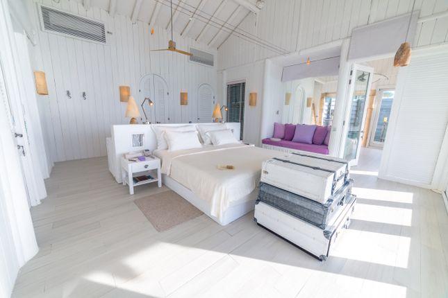 Master Bedroom of Medufaru Island, Noonu Atoll, Maldives