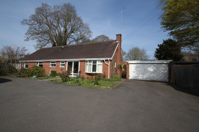 Thumbnail Detached bungalow for sale in Coventry Road, Berkswell, Coventry