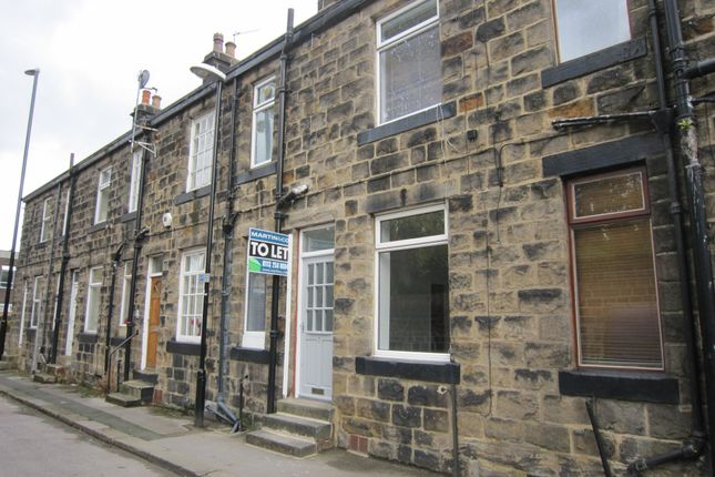 1 bed terraced house to rent in Back Clarence Road, Horsforth, Leeds