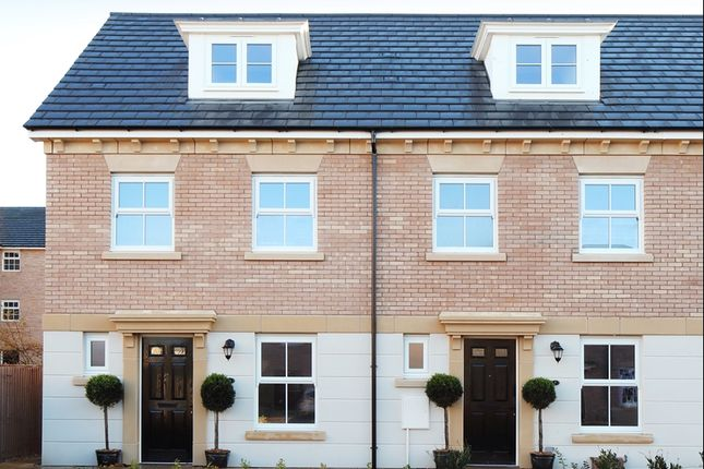Thumbnail Semi-detached house for sale in Priory Mews, Tickford Street, Newport Pagnell, Milton Keynes