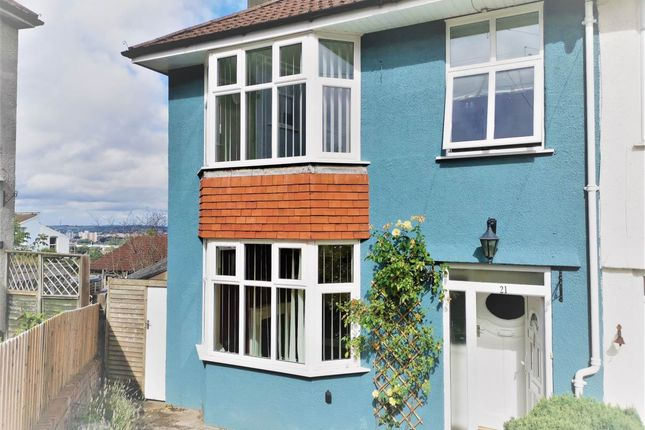 3 bed semi-detached house to rent in Buller Road, Knowle, Bristol BS4