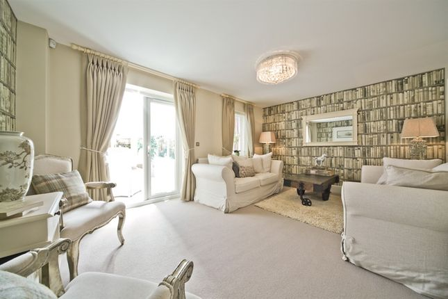 """Thumbnail Semi-detached house for sale in """"The Leicester"""" at Ward Road, Clipstone Village, Mansfield"""